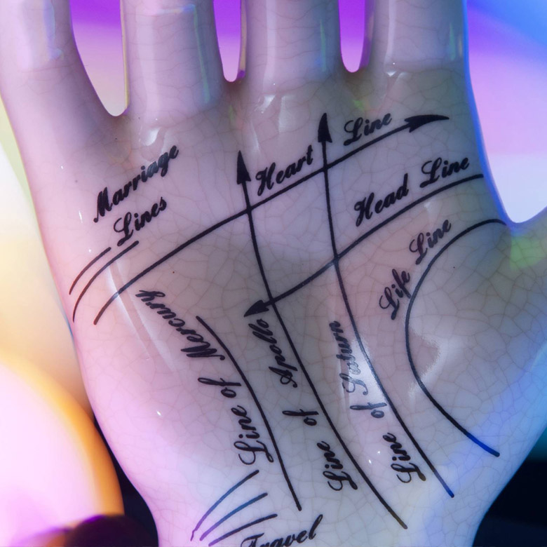 course palmistry